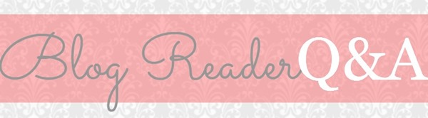 Blog Reader QandA pt1