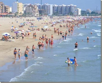 Playa de Almardá Sagunto