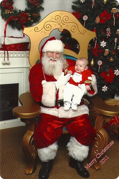 H & Santa
