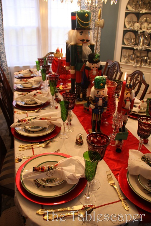 Nutcracker Table 091