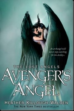 Heather Killough-Walden - Avenger's Angel