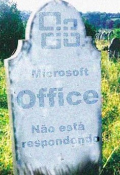 Morte do Office