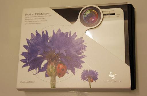 [iPhone] 讓你的iPhone4/4S擁有近拍1cm的能力-JDSLink微距鏡頭保護殼試用心得!