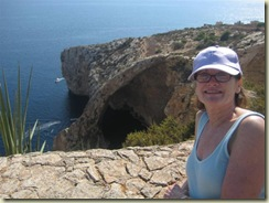 Blue Grotto  and E (Small)