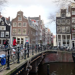amsterdam in Amsterdam, Noord Holland, Netherlands