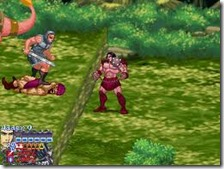 Golden Axe Myth