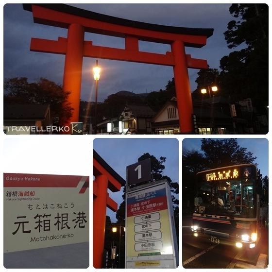 箱根快閃(三)大涌谷蘆之湖09