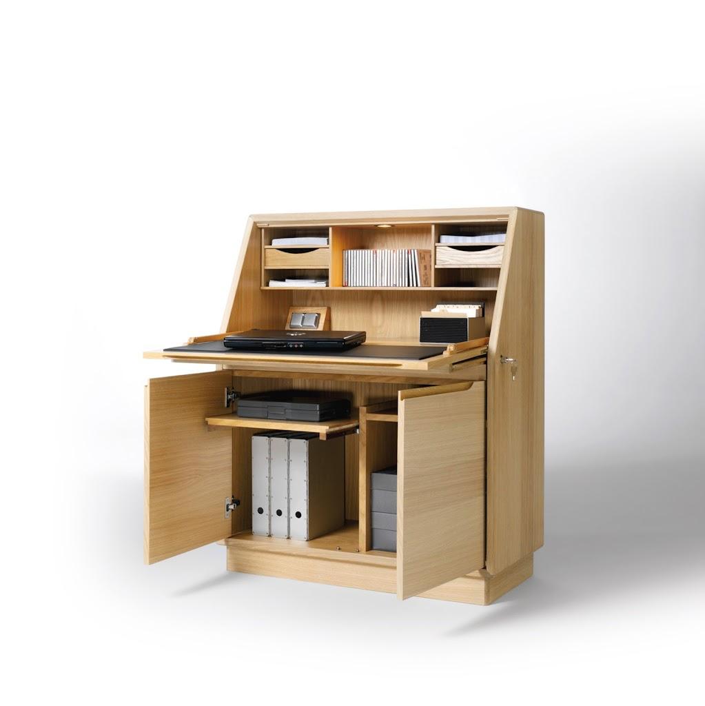Jumeira bureau secretaire noordkaap meubelen - Bureau secretaire moderne ...