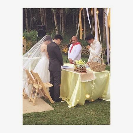 Chito and Neri's wedding