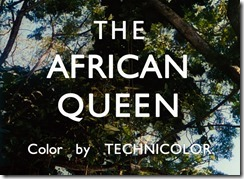 The African Queen Title