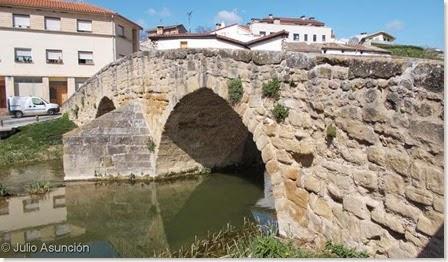 Puente románico de Villatuerta - Tierra Estella
