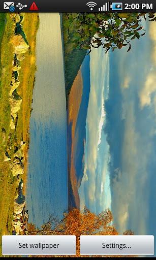 Panoramio Live Wallpaper