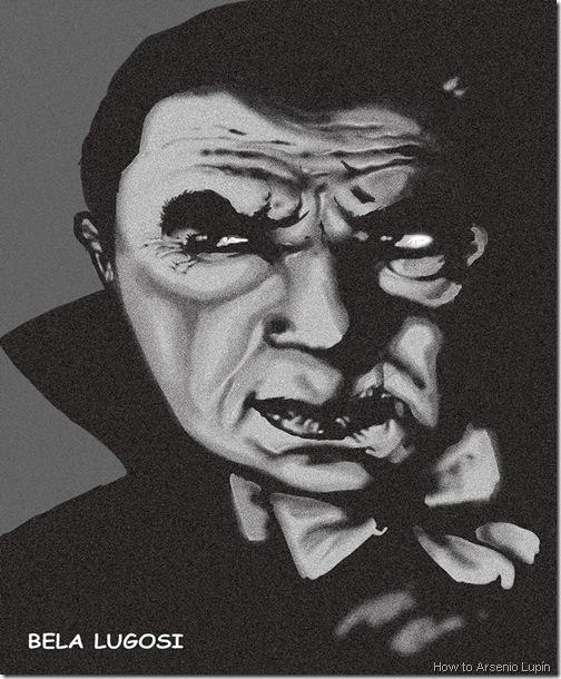 Bela Lugosi, Autor: MARCO GOMEZ