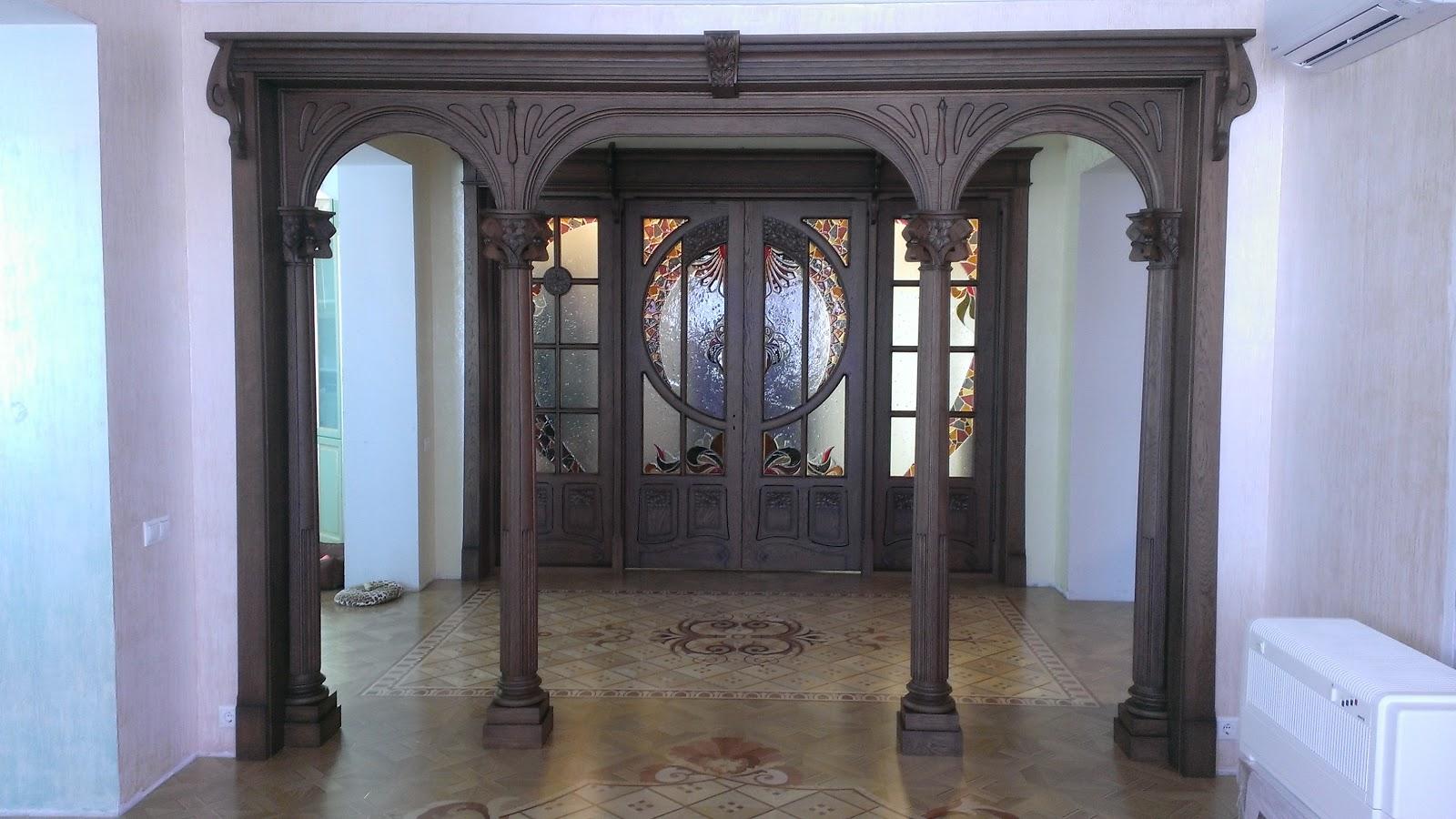 элитные двери входные модерн