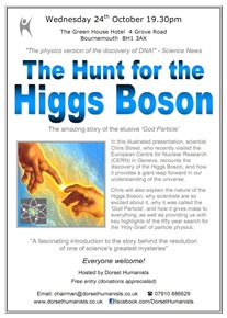 Hunt for Higgs 24th October 2012
