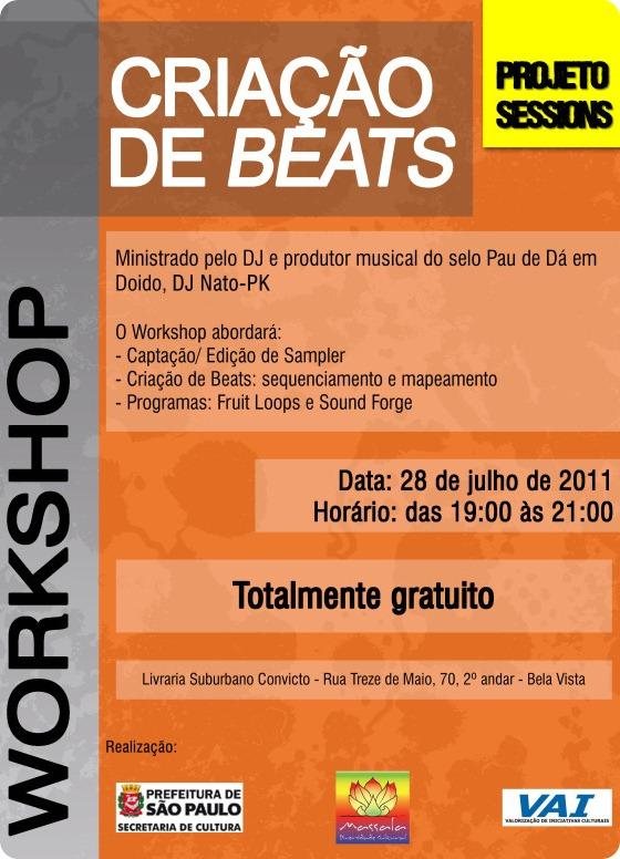 Criação de Beats