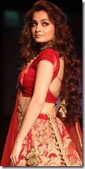 Actress Dia Mirza @ Lakme Fashion Week 2013 Day 5 Stills