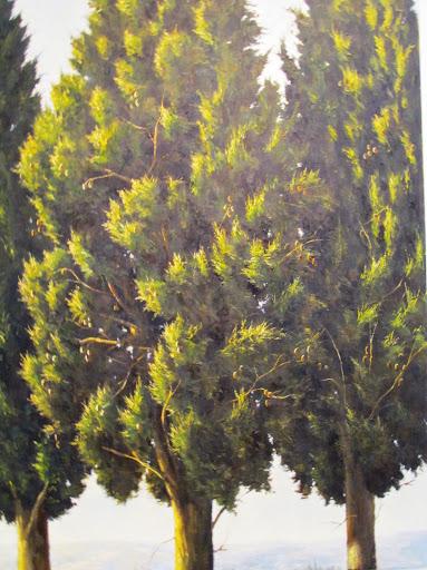 Ilan Boruch in Israeli Art Museum Collection.JPG