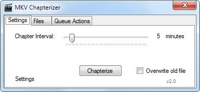 mkv-chapterizer