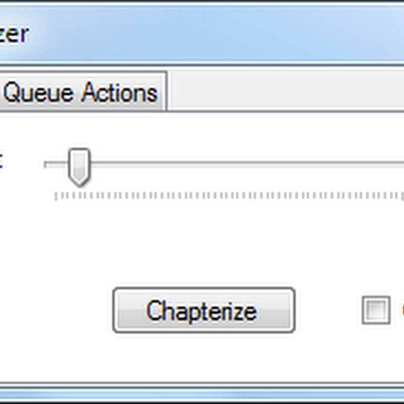 MKV Chapterizer Adds Chapters to MKV Files