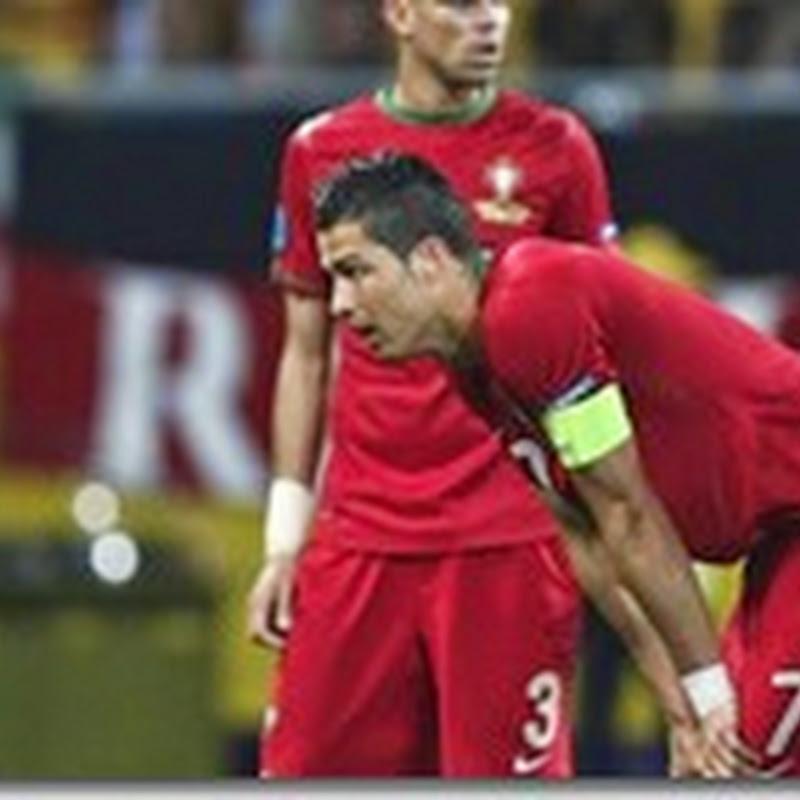 Peligra la carrera de Cristiano Ronaldo