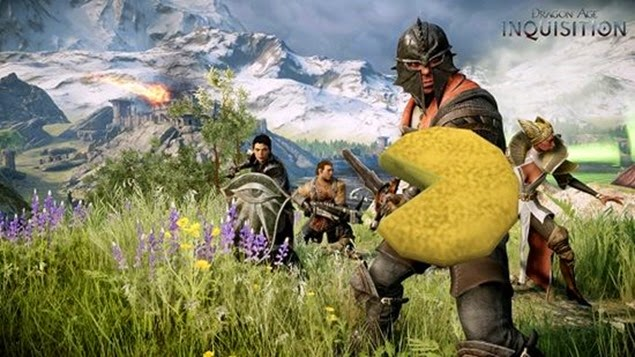 Dragon Age Inquisition Wedge of Destiny Käseschild Easter Egg Guide 01