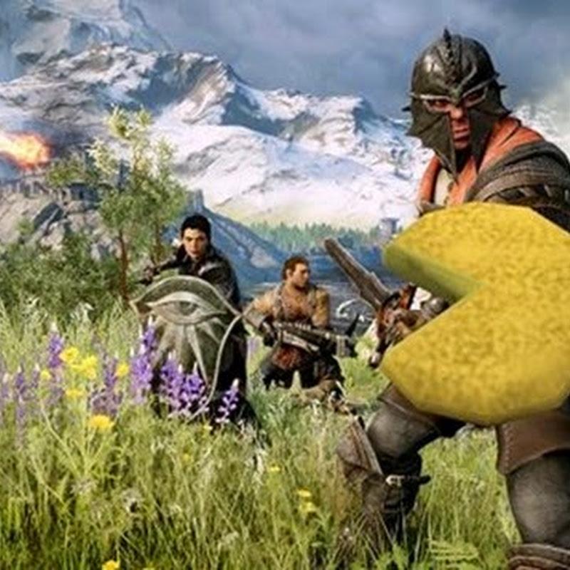 "Dragon Age: Inquisition – ""Wedge of Destiny"" Käseschild Easter Egg (Guide)"