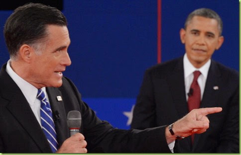 mitt points not at bo