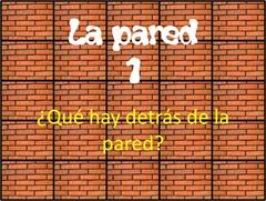 La pared 1
