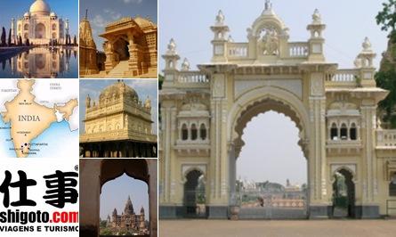 Exibir Índia Exótica - 08 dias