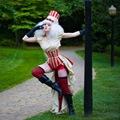 Burlesque Steampunk Circus 4 piece set