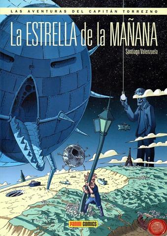 las aventuras del capitan torrezno 8 la estrella de la mañana [elfernan](HTAL)