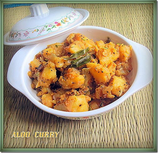 ALOO PORIYAL