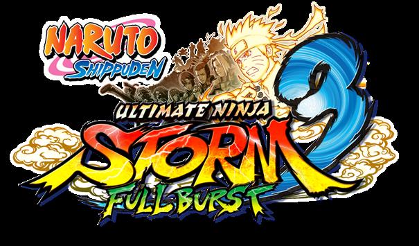 Naruto: Ultimate Ninja Storm 3 Full Burst