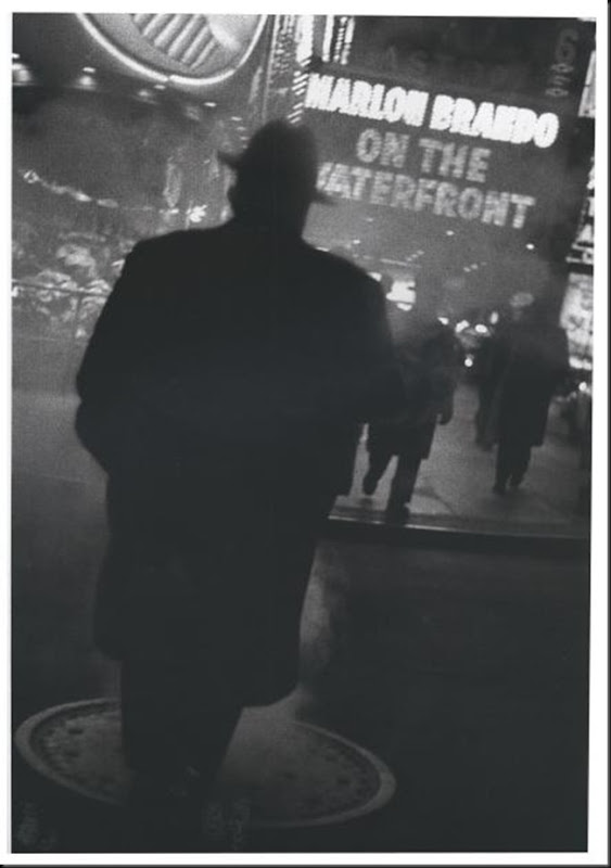 The Great White Way, Times Square at Night - 1954