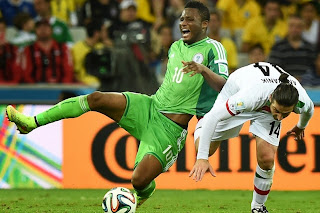 Nigeria-Iran, premier match sans buts du Mondial