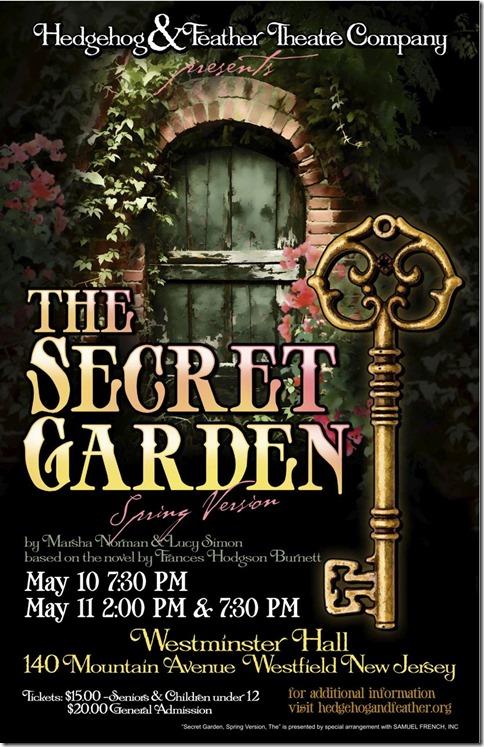 Secret Garden Poster-lg
