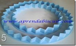 Cortadores para massas de biscuit para fazer tampas de vidros ou potes de mantimentos