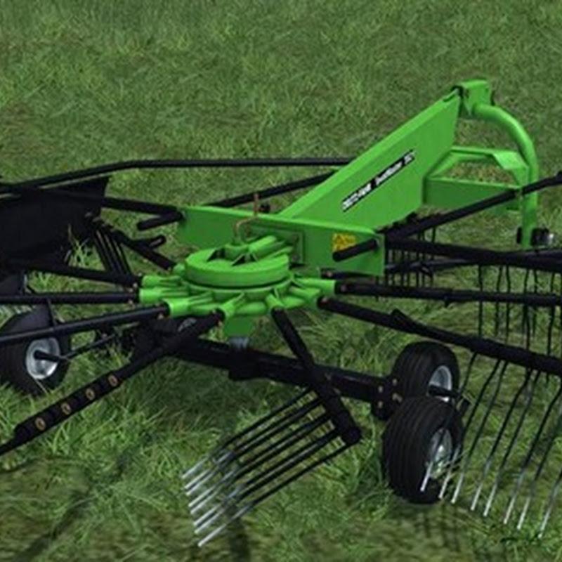 Farming simulator 2013 - Deutz Fahr 3921 SwatMaster v 1.0
