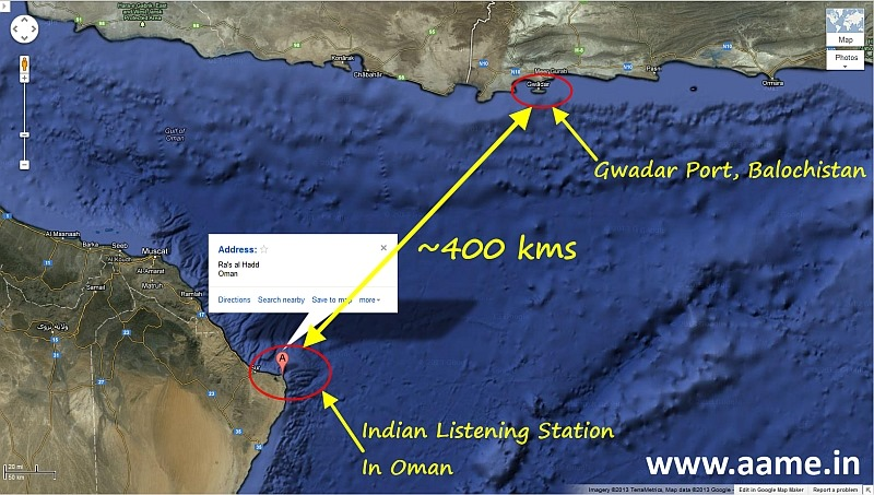 Indian listening station in oman monitoring pakistans naval indian listening station in oman monitoring pakistans naval communications indian defence forum gumiabroncs Choice Image