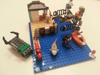 KRE-O CityVille Invasion Marina Madness Review