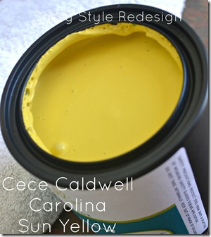 cece caldwell carolina sun yellow