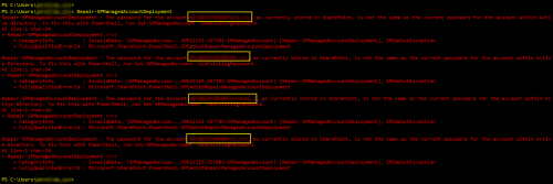 repair-sharepoint-managed-accounts-powershell