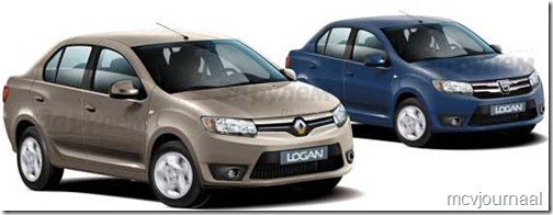 Dacia Logan - Renault Logan 2013