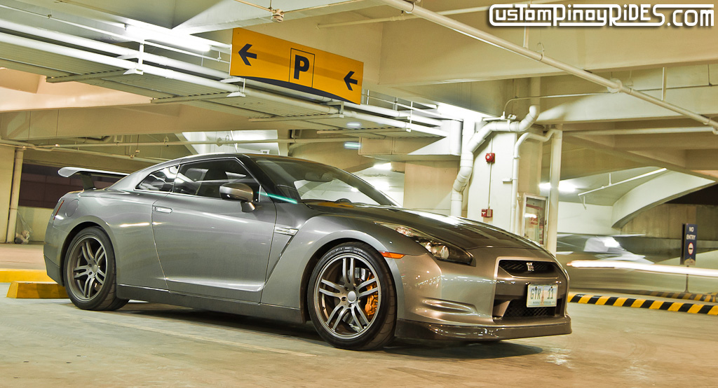 Nissan R35 GT-R Skyline Club Philippines Custom Pinoy Rides