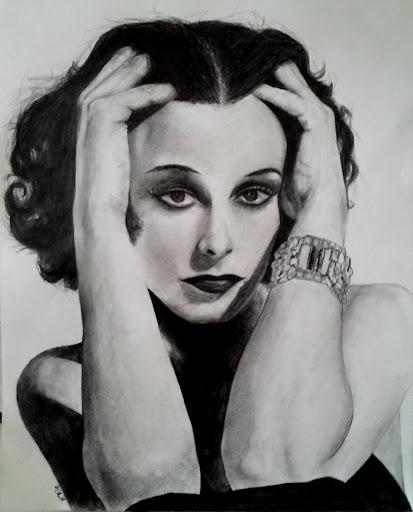 04-04-2009 - Hedy Lamarr
