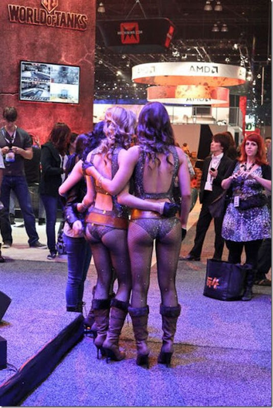 As garotas da Hottest E3 2011 (9)