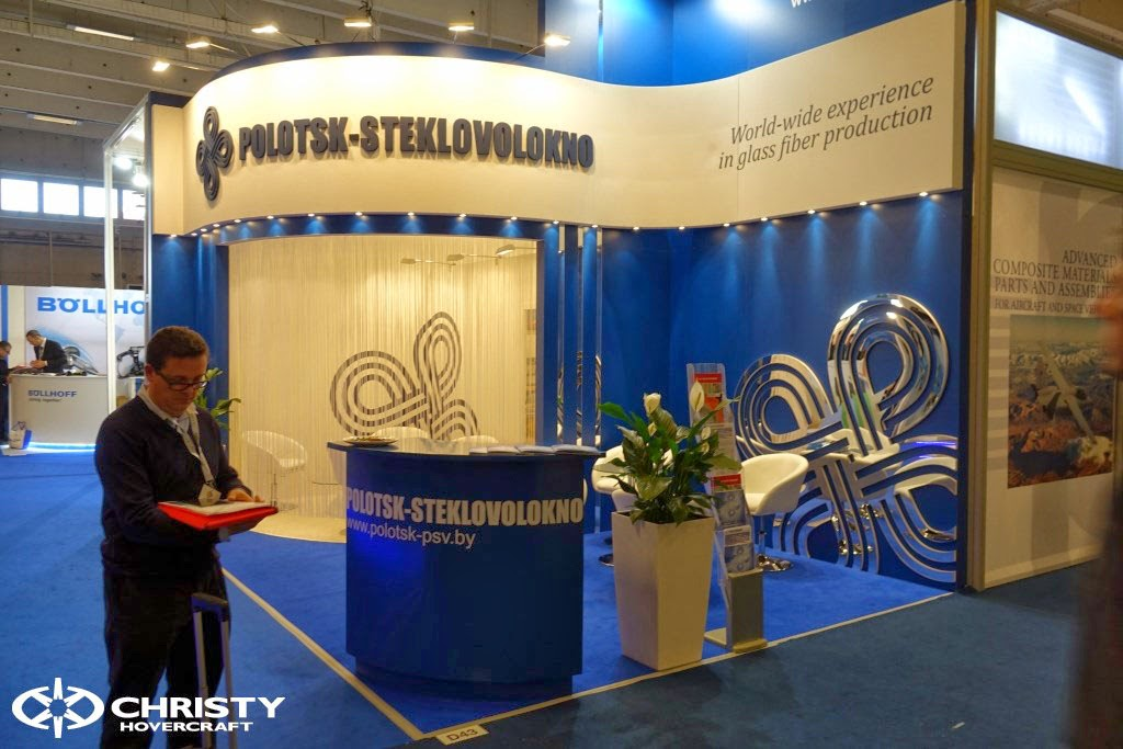 Выставка JEC Composites Show 2014 Paris