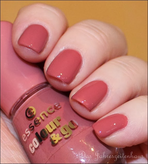 Essence English Rose 2