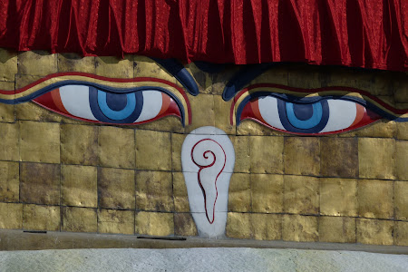 Ochii albastri ai lui Buda